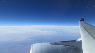 obligatory window shot. this is somewhere between Brussels, Belgium and Dakar, Senegal.
