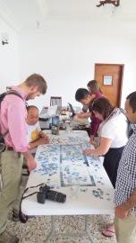 team (puzzle) building
