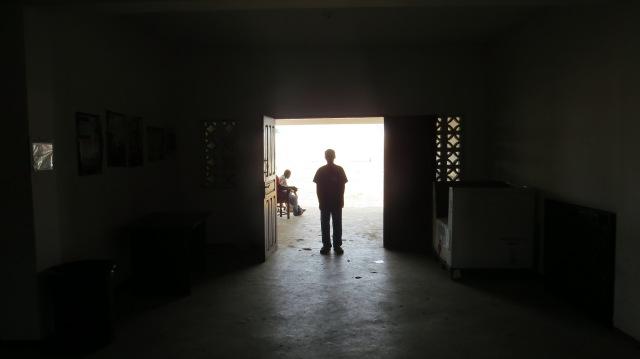 dr. ravi beckons us towards the light